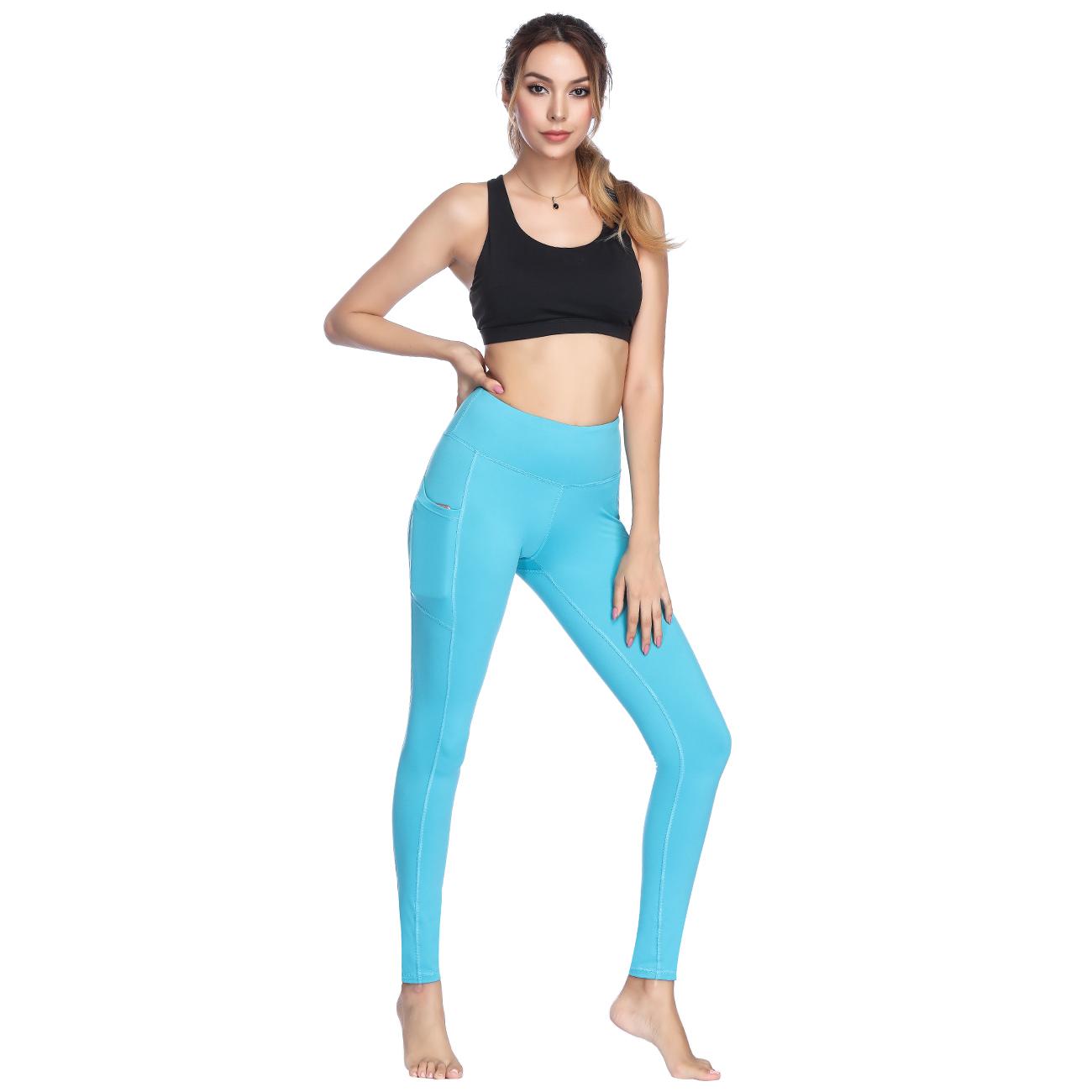 b65b68eda9805 9841 Blue Yoga Pants